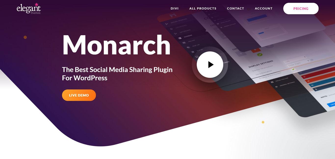 Monarch plugin site image