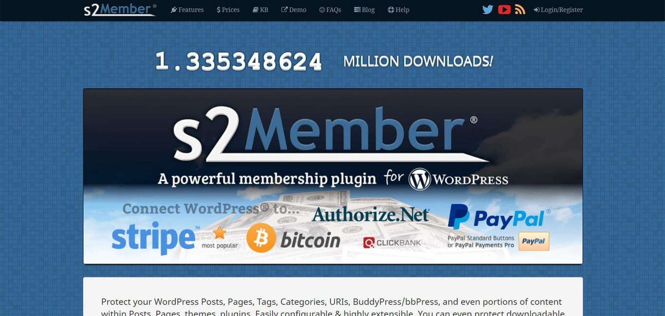 s2member plugin site image