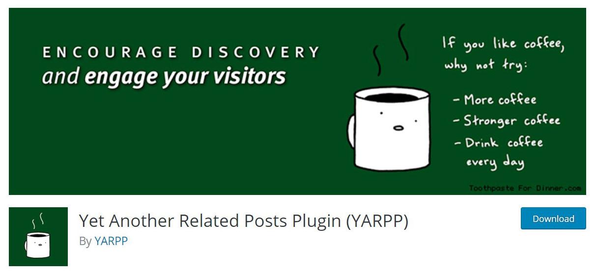 YARPP plugin image