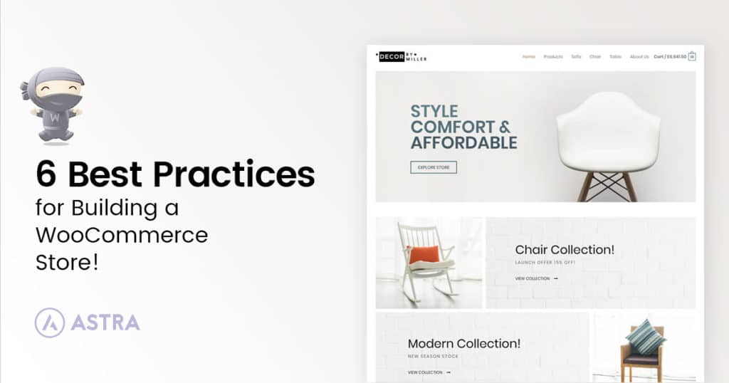 6 Best Practices For Building A Woocommerce Store