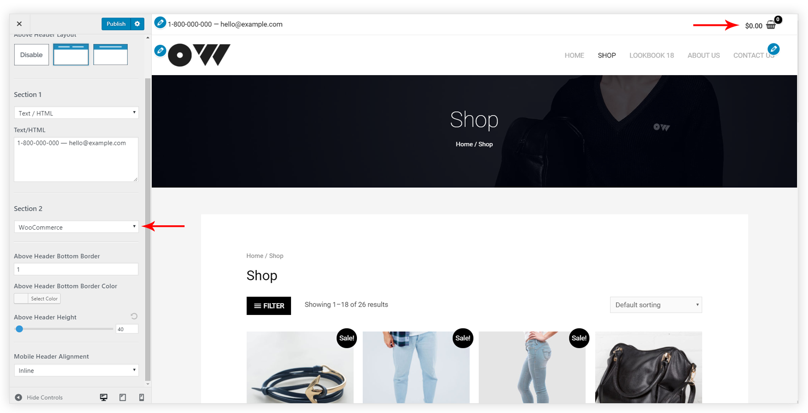 How to Add WooCommerce Mini Cart in Header? | Astra