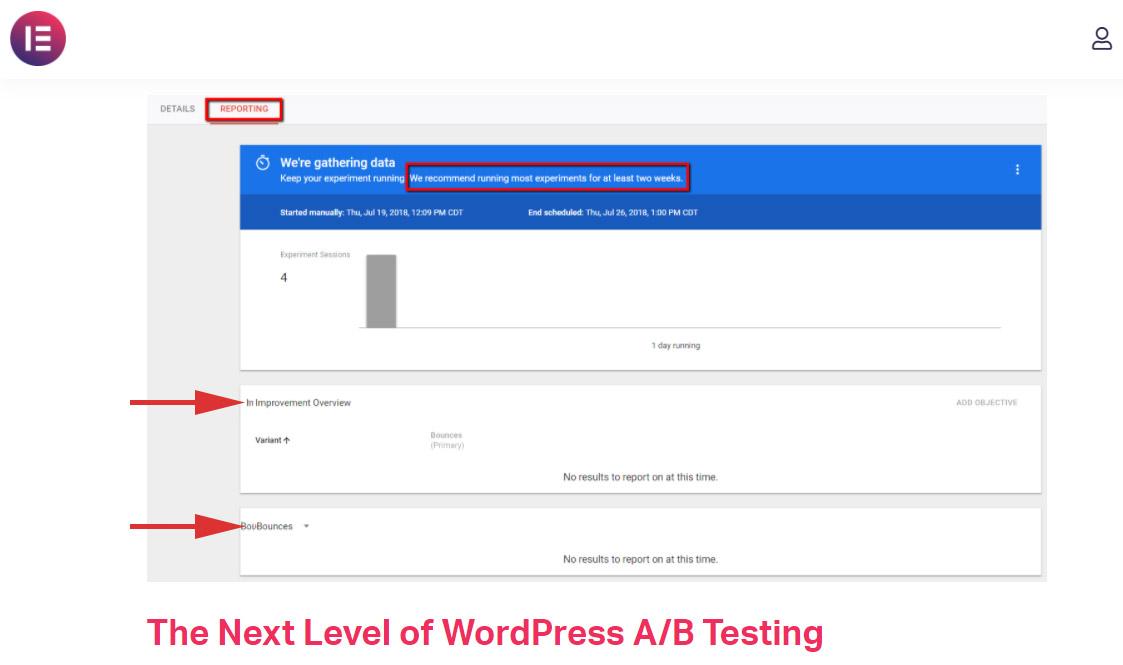 Perform A/B testing image