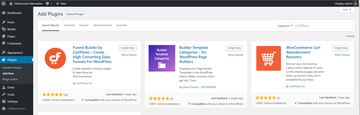 Getting My WordPress Clickfunnels Plugin To Work