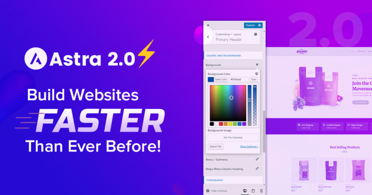 How To Build A Beautiful Blog With Elementor And Astra In