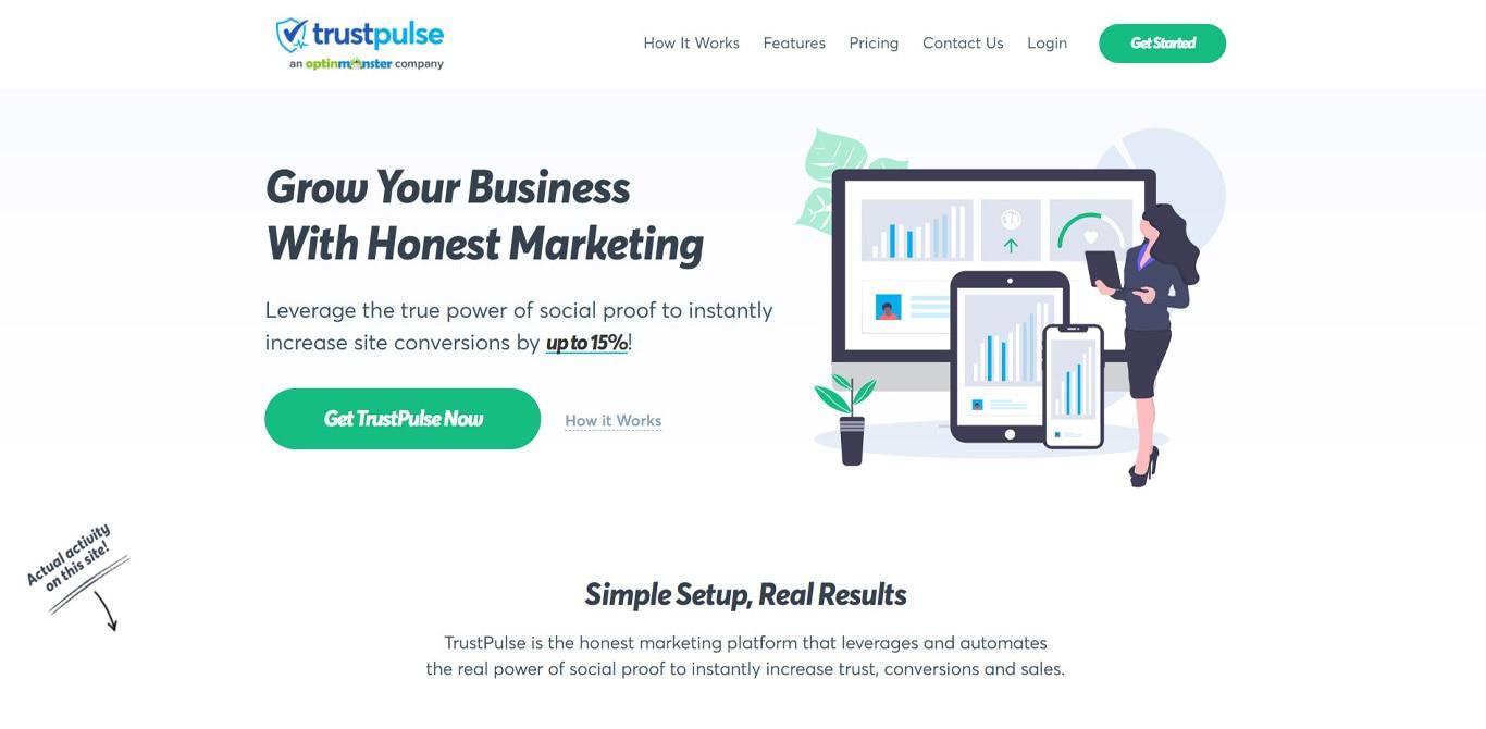 Trustplus plugin site