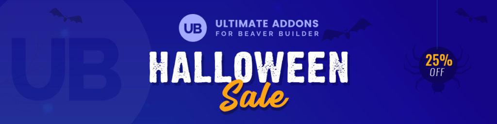 UABB Halloween Sale