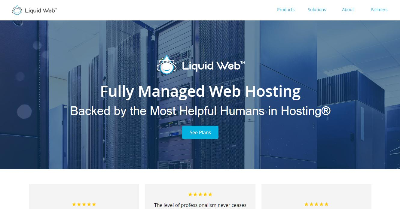 Liquid Web - WooCommerce Hosting Provider