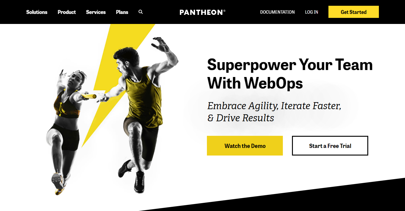 Pantheon - WooCommerce Hosting Provider