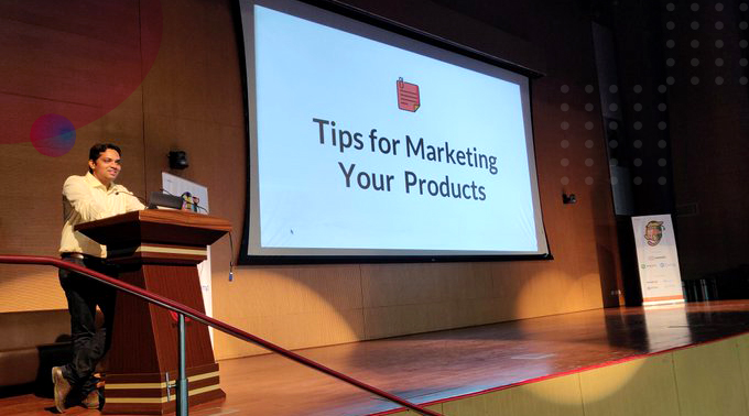 WordCamp Pune - Tips for Marketing Your Services and Products
