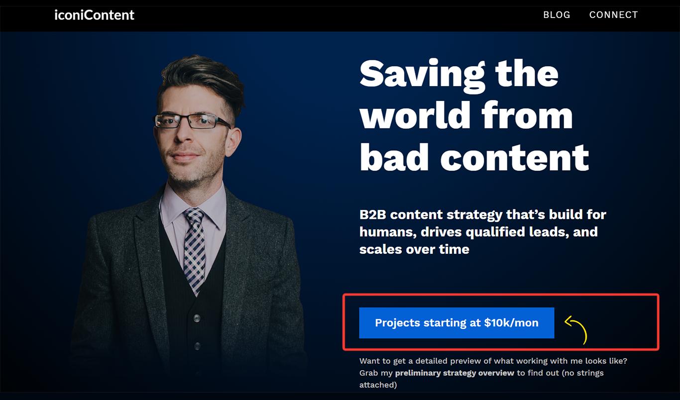 B2B Content Strategist -  Iconic Content