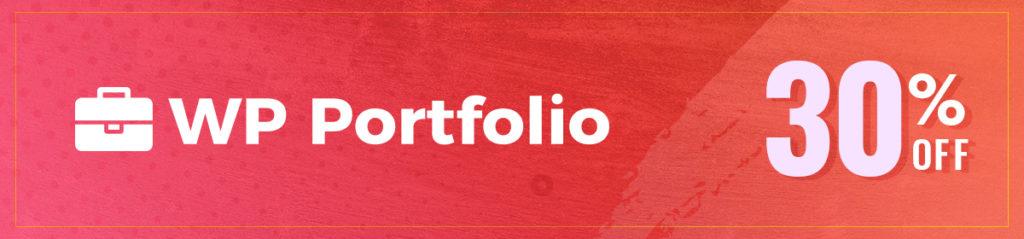 wp portfolio deal