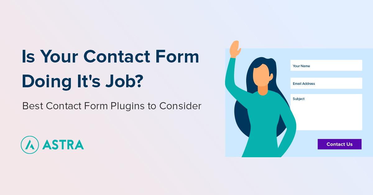 WordPress Best Contact Form Plugins