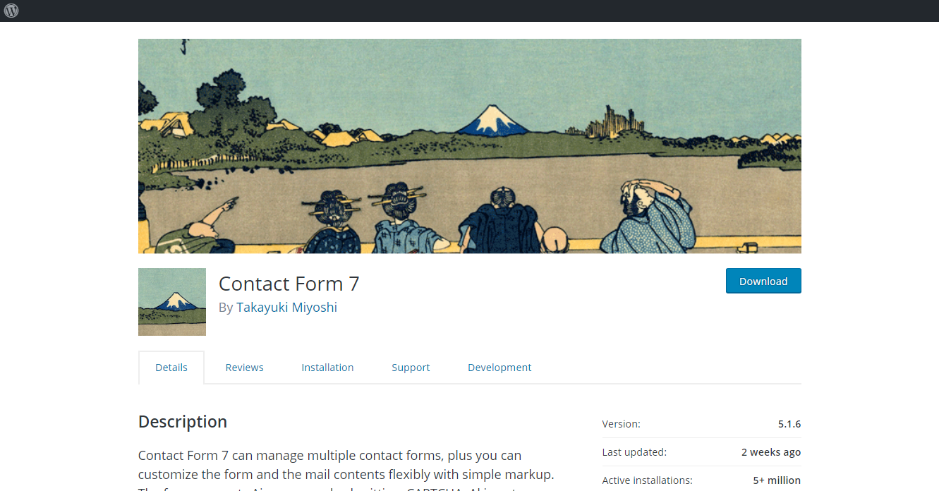 Best Contact Forms - Contact Form 7