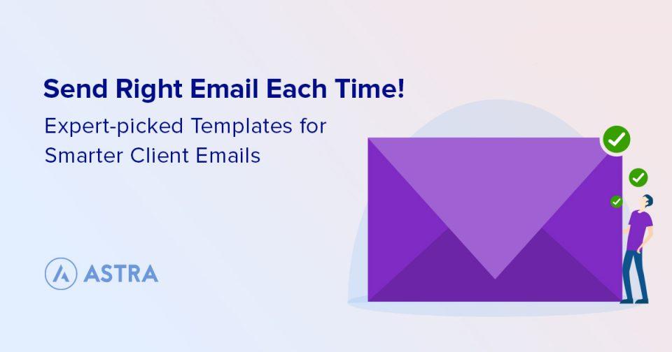 Send Effective Client Emails