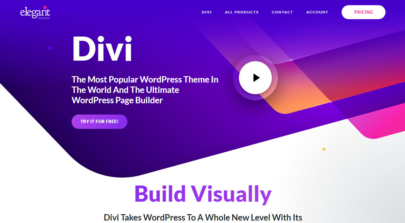 Best WooCommerce Themes - Divi