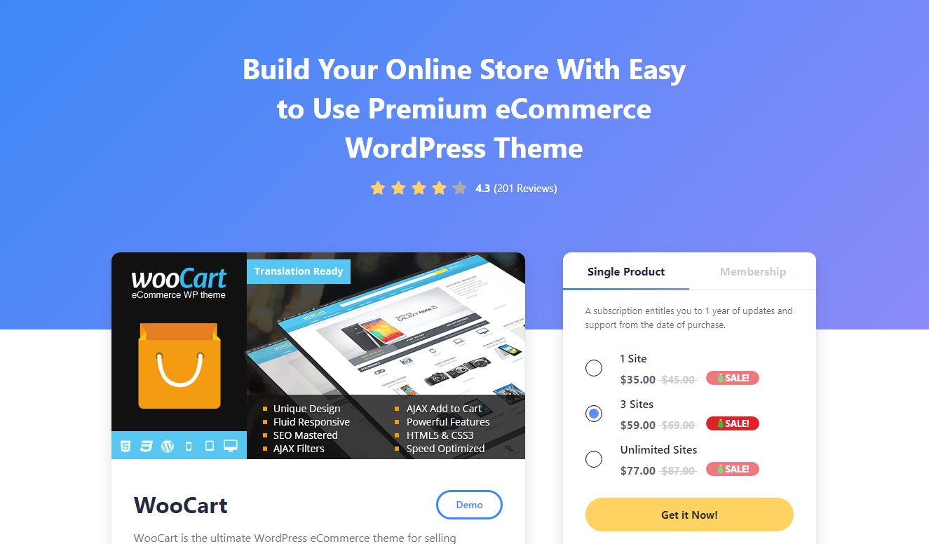 12 Best Woocommerce Wordpress Themes Of 2020 Free Premium