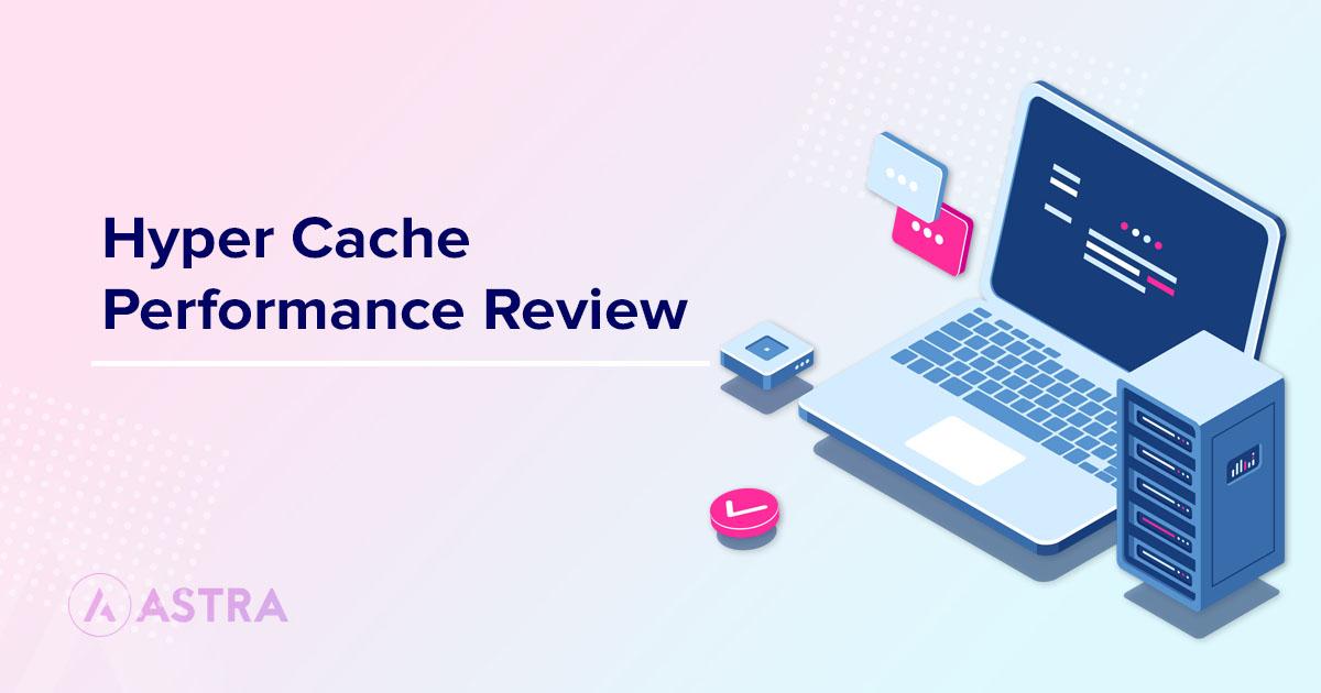 Hyper Cache review banner