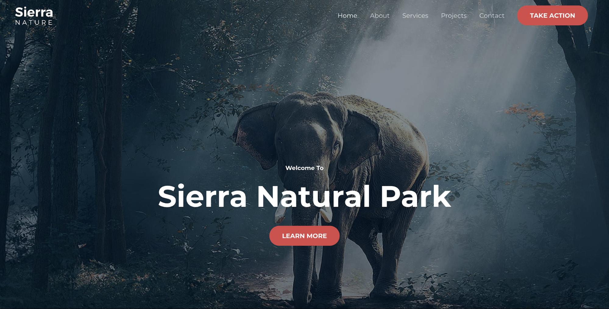 sierra nature astra starter site