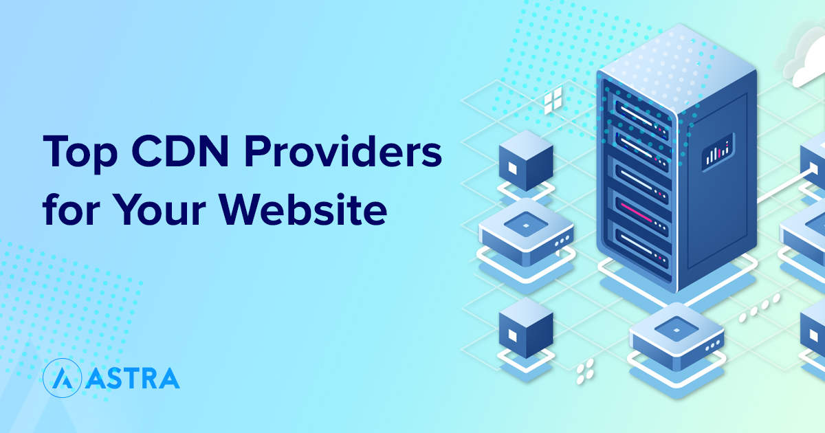 top cdn providers for your website banner