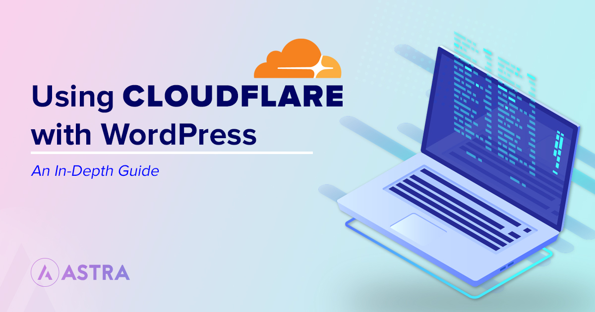 Using Cloudflare with WordPress