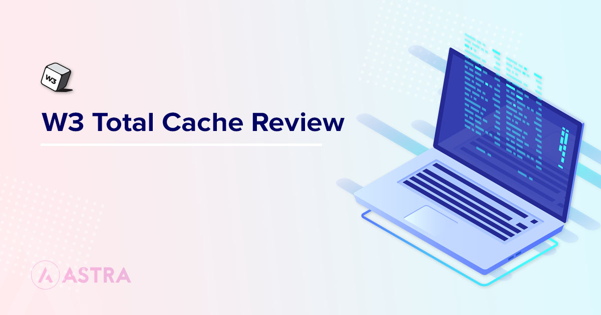 w3 total cache review banners