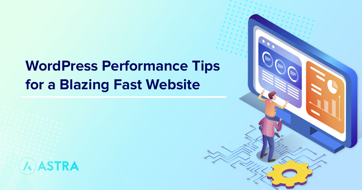wordpress performance tips featured image