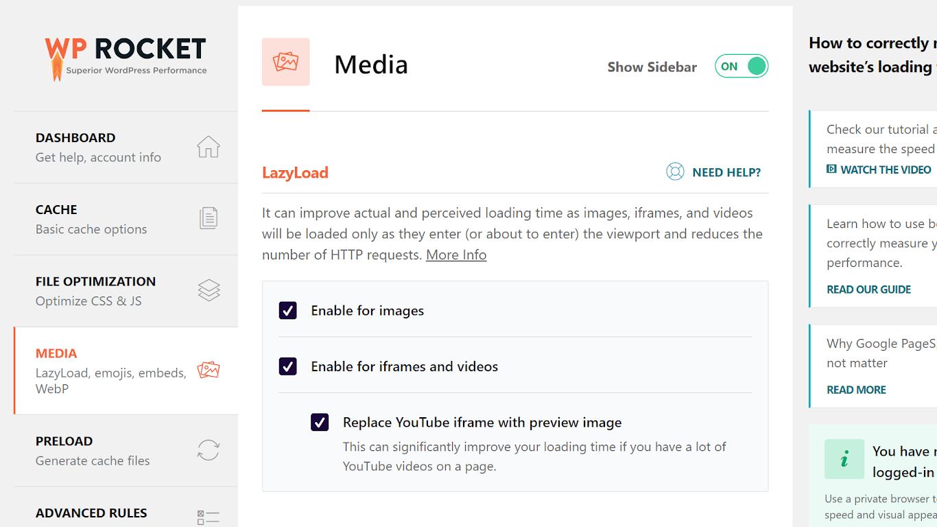 Plugin Media Optimization