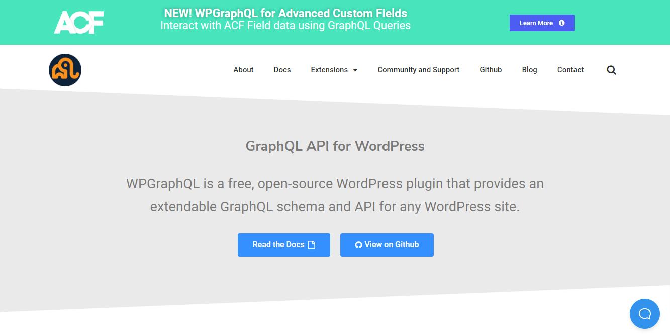 WPGraphQL Image