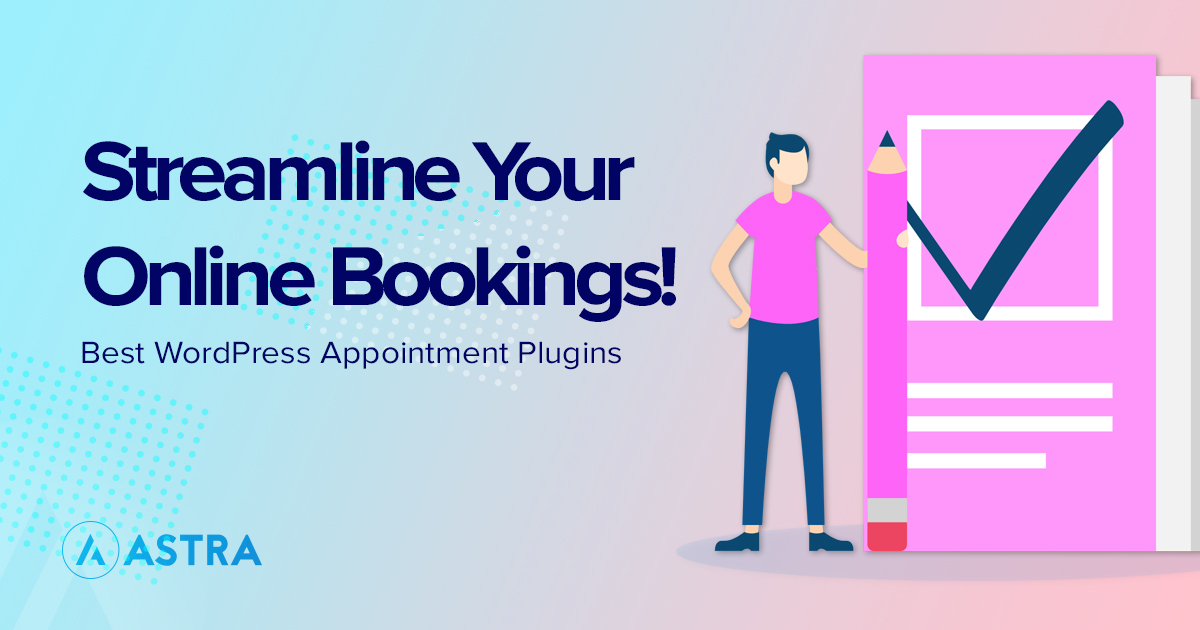 Guide to appointment and bookings