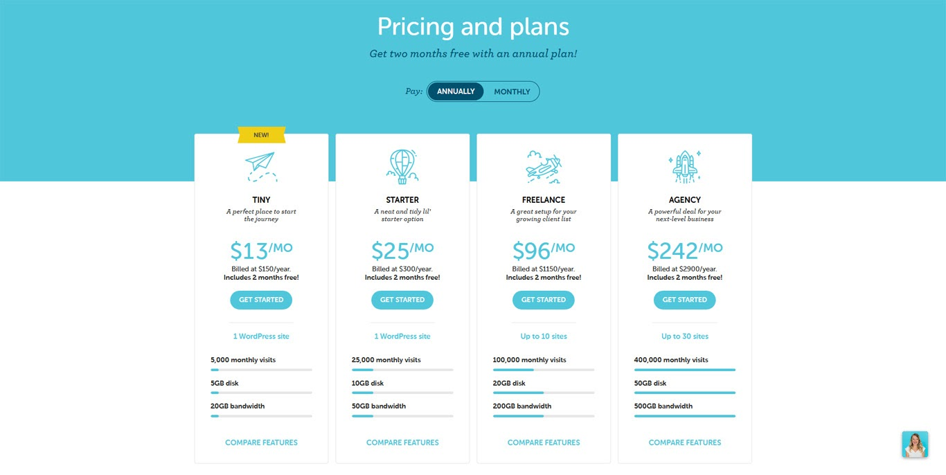 FlyWheel pricing image