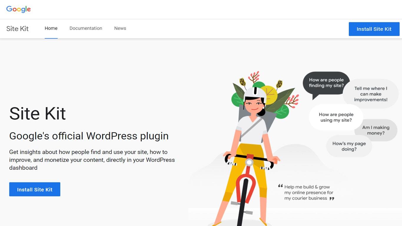 Google site plugin image