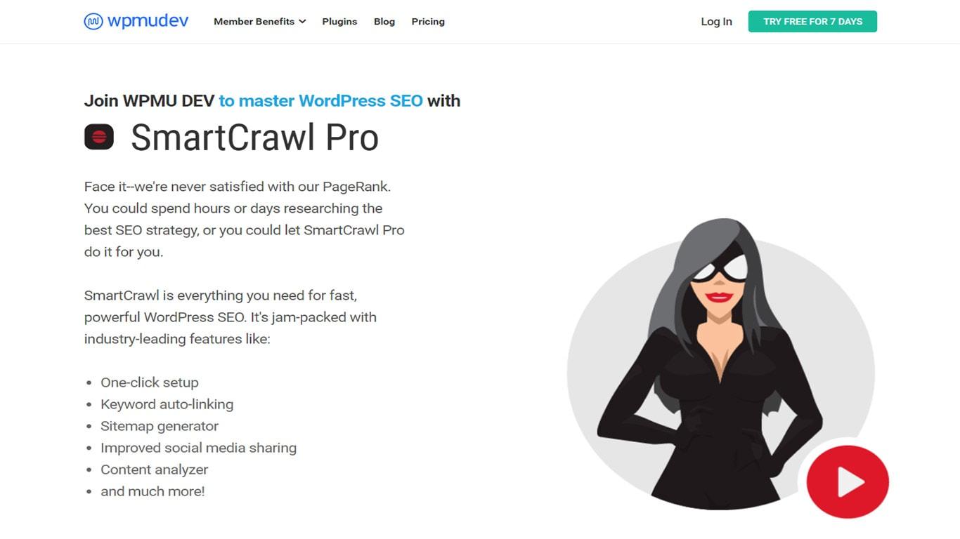 SmartCrawl plugin image