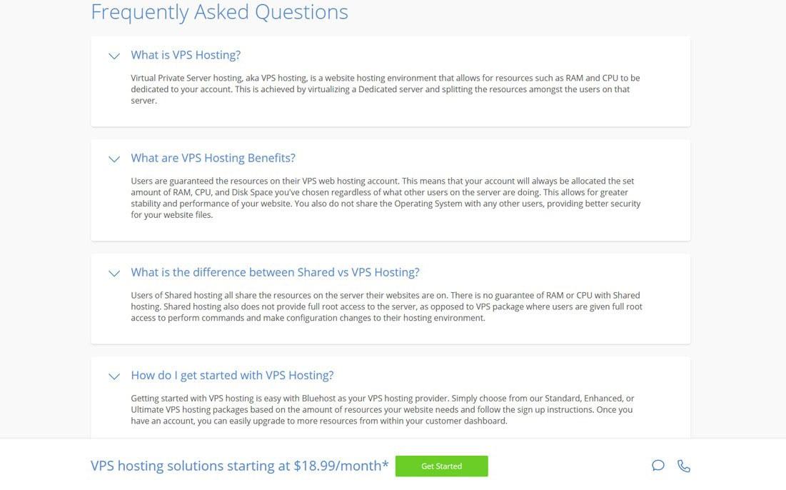 VPS hosting image