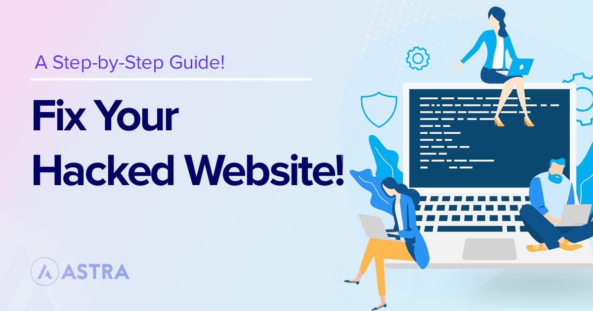 Fix hacker website featured image