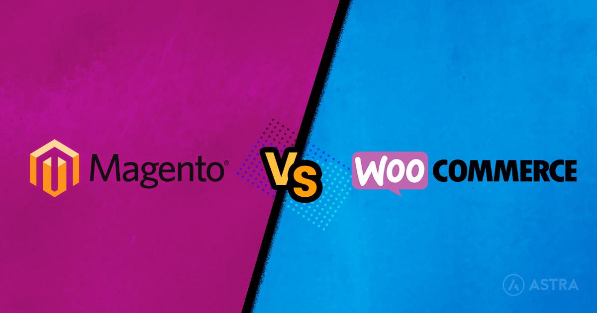 Magneto vs. WooCommerce featured image