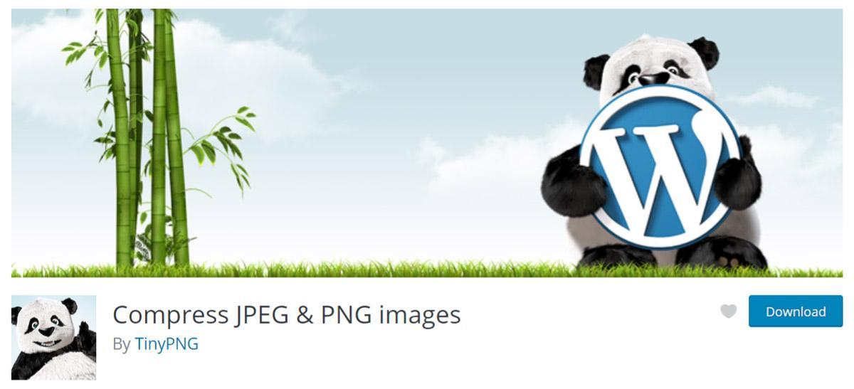 TinyPNG WordPress plugin image
