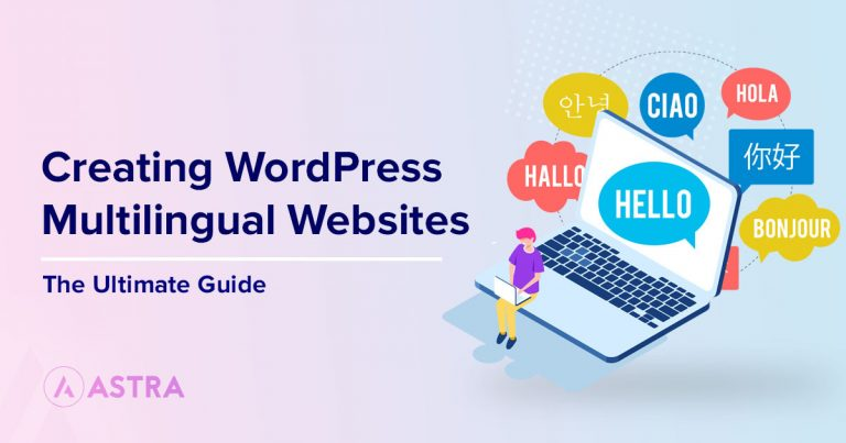 Multilingual sites with WordPress