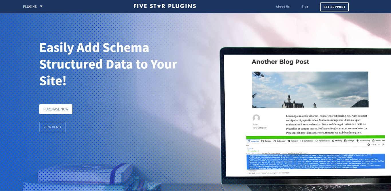 Five Star Business Profile site