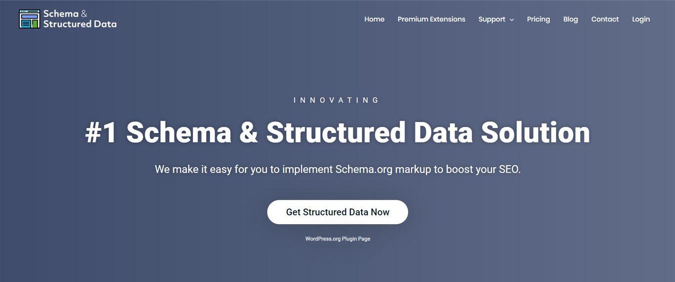 Schema Structured data site