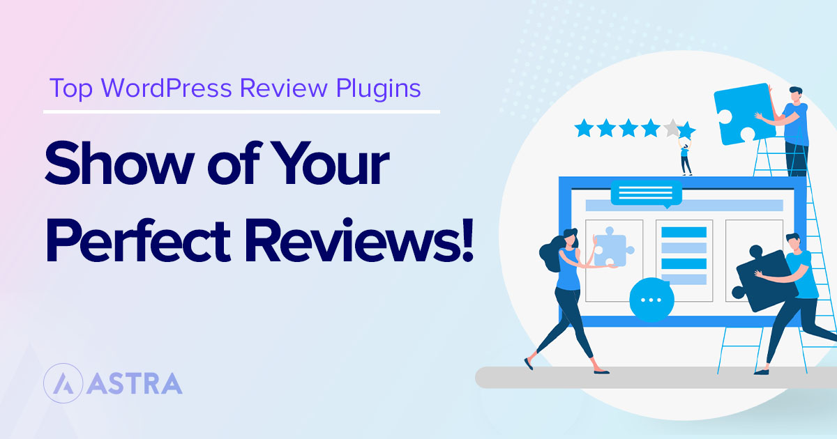 WordPress review plugins featured image