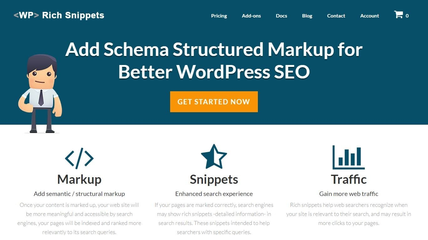 WP Rich Snippets site
