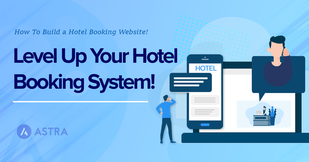 Featured image for building hotel booking site