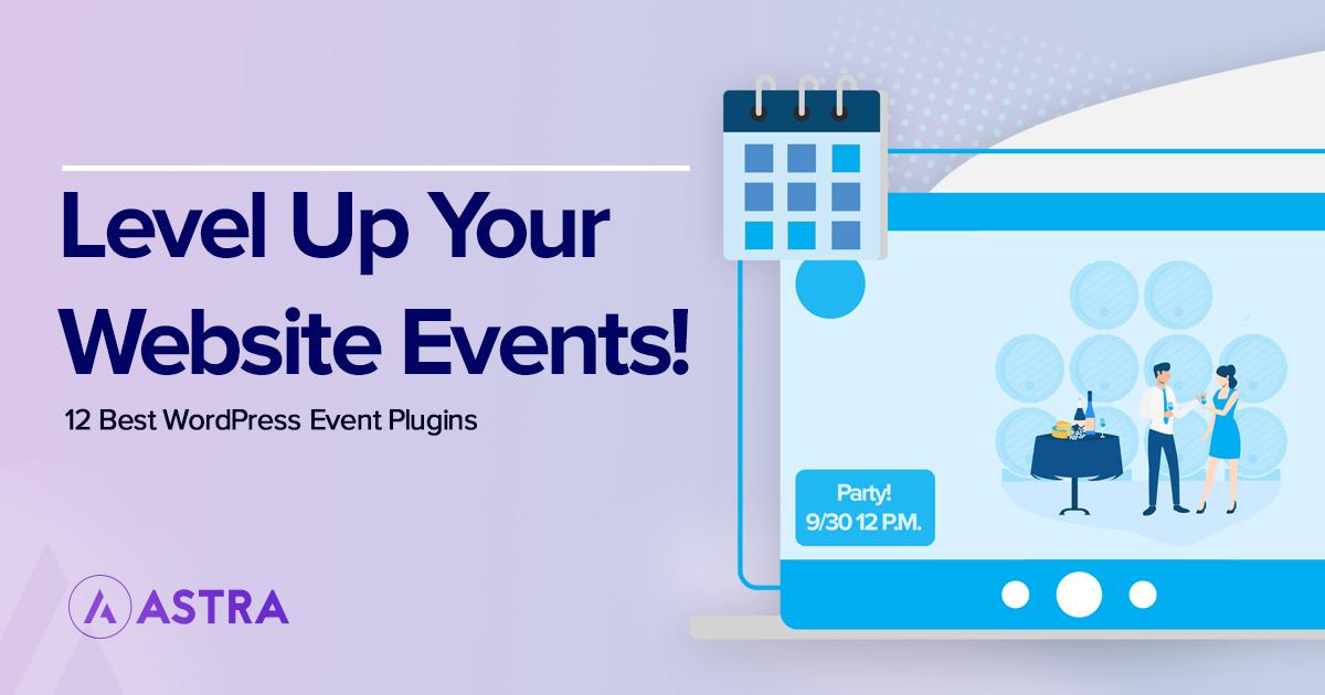 WordPress event plugins featured image