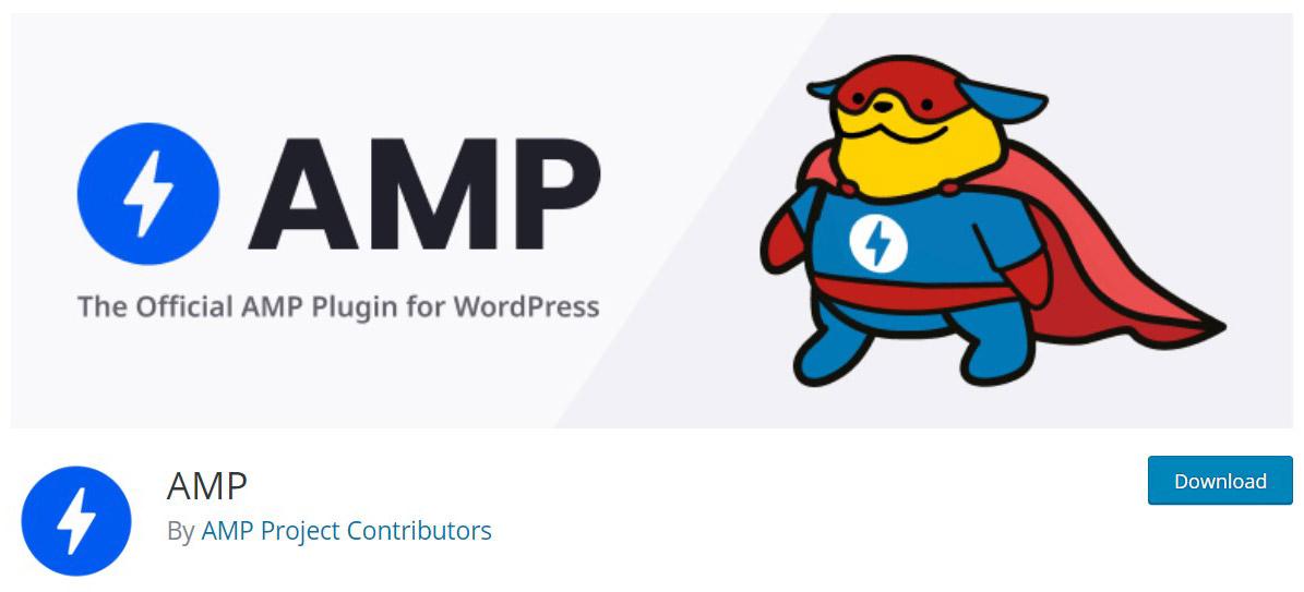 AMP plugin image