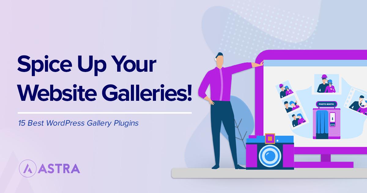 Gallery plugin featured image