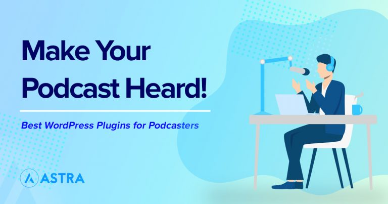 Podcast plugins featured image