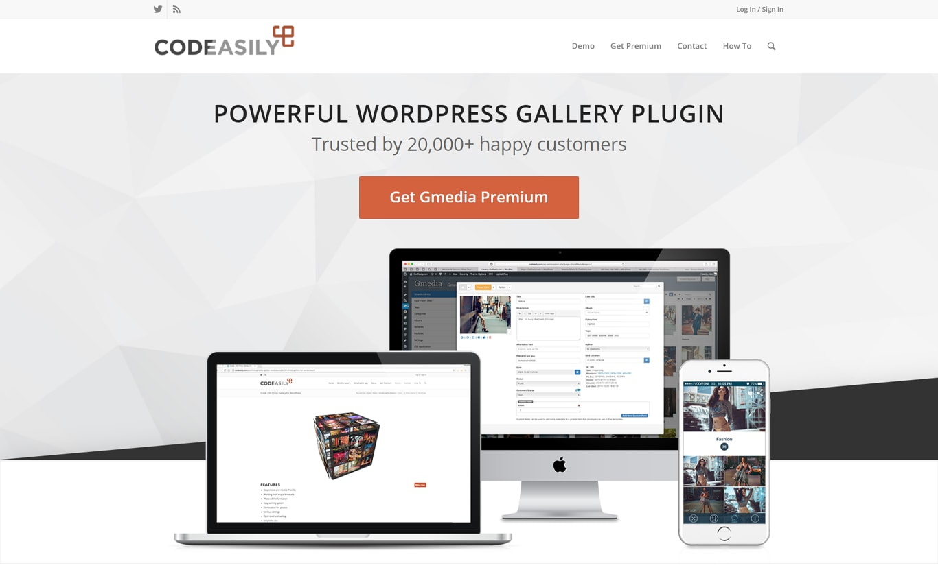 Gmedia plugin site image