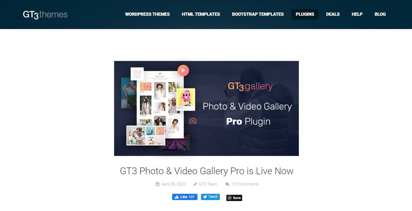 GT3 plugin site image