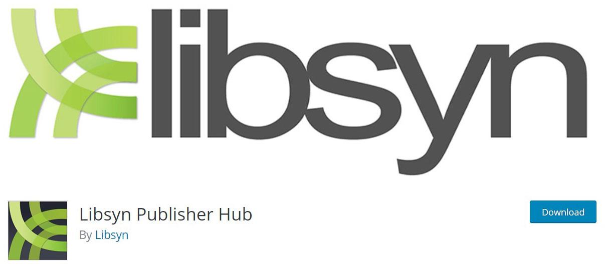 Libsyn plugin image