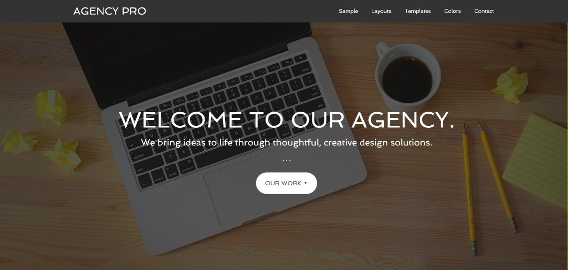 Agency Pro for business